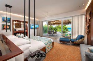 Beach Villa with Pool – Emerald Maldives Resort & Spa