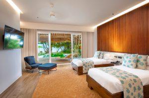 Family Beach Villa with Pool – Emerald Maldives Resort & Spa