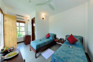 SEA VIEW TWIN – Ariston Dhangethi Inn