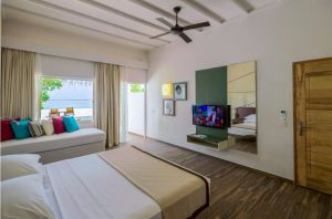 Beach Villa – Cocoon Maldives