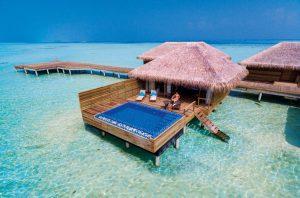 Lagoon Suite Pool – Cocoon Maldives
