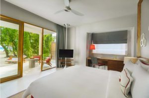 Beach Bungalow – Dhigali Maldives