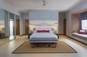 Beach Villa – Dhigali Maldives