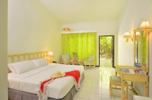 Beach Front Room – Fun Island Resort & Spa