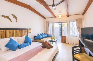 Deluxe Beach Bungalow – Fun Island Resort & Spa