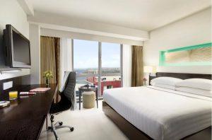 Deluxe Ocean View – Hotel Jen – Male City