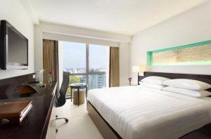 Deluxe Room – Hotel Jen – Male City