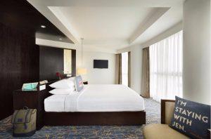 Executive Room – Hotel Jen – Male City