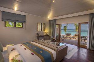 Beach Villa – Hurawalhi Island Resort