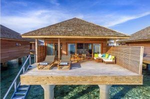 Ocean Villa – Hurawalhi Island Resort