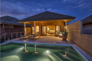 Ocean Pool Villa – Hurawalhi Island Resort