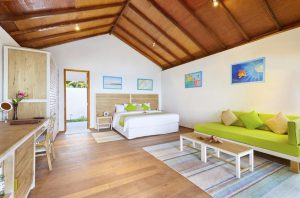 Adjacent Bungalow – Innahura Maldives Resorts
