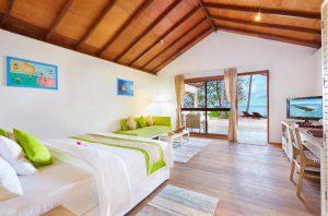 Sunrise Beach Bungalow – Innahura Maldives Resorts