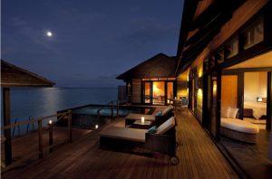 Infinity Water Villa – The Sun Siyam Iru Fushi Maldives