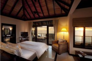 Sunset Horizon Water Villa – The Sun Siyam Iru Fushi Maldives