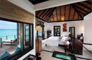 Water Villa – The Sun Siyam Iru Fushi Maldives