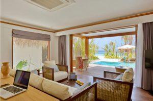 Duplex Pool Villa – Kandolhu Maldives
