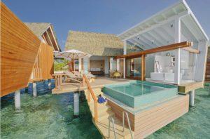 Ocean Pool Villa – Kandolhu Maldives