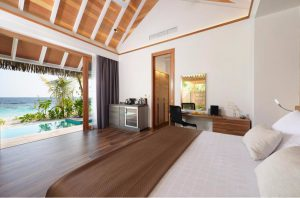 Pool Villa – Kandolhu Maldives