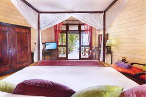 Beach Villa – Komandoo Island Resort & Spa