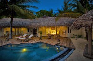 Pool Villa – Maafushivaru Maldives