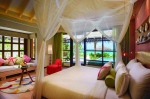 Deluxe Beach Villa With Pool – OBLU Select at Sangeli Maldives