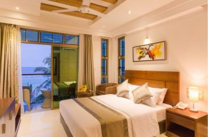 Ocean View with Private Balcony – Ocean Grand at Hulhumale