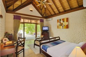 Beach Villa – Olhuveli Beach & Spa