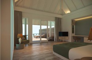 Grand Water Villa with Pool – Olhuveli Beach & Spa