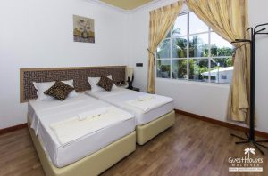 Deluxe Double – Sevinex Inn, A.A. Feridhoo