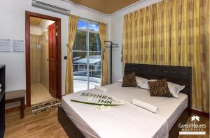 Deluxe Double with Balcony – Sevinex Inn, A.A. Feridhoo
