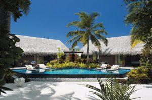 Two Bedroom Beach villa – Shangri-Las Villingili Resort and Spa
