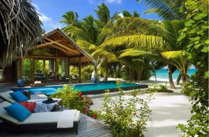 Beach Villa – Shangri-Las Villingili Resort and Spa