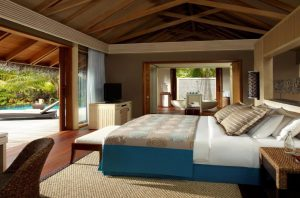 deluxe pool villa – Shangri-Las Villingili Resort and Spa