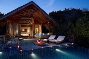 Pool villa – Shangri-Las Villingili Resort and Spa