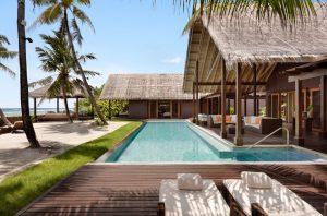 Presidential Villa Laalu – Shangri-Las Villingili Resort and Spa