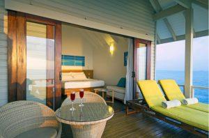 Water Villa – Summer Island Maldives
