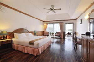 Water Bungalow – Sun Island Resort & Spa