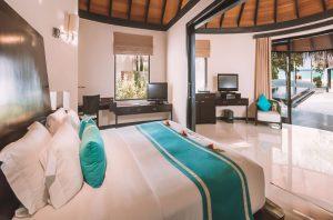 Beach Villas – The Sun Siyam Iru Fushi Maldives