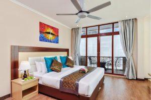 Superior – Jacuzzi Suite – Trtiton Beach Hotel, Maafushi