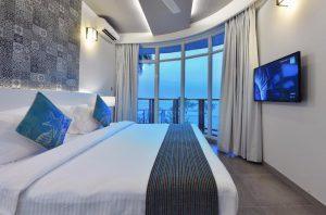 Premier Sea View with Balcony – Velana Blu, Maafushi