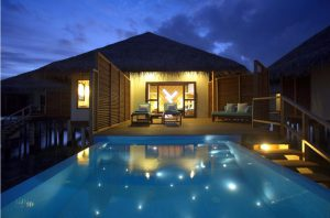 Water Bungalow with Pool – Velassaru Maldives