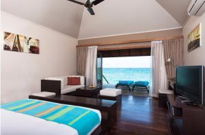 Water Villa – Veligandu Island Resort & Spa