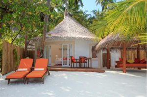 Deluxe Beach Villa – Sun Aqua Vilu Reef